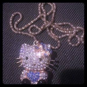 """22 in"""" chain with Hello Kitty Charm"""